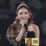 【2019 MAMA】チョンハ、「ベストダンスパフォーマンス」ソロ賞受賞、2冠達成に「貴重な賞をありがとう」