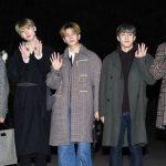 「PHOTO@ソウル」ASTRO、個性が光るコートファッションでフォトタイム