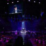 ソン・シギョン、360度ステージのアンコール公演も大盛況