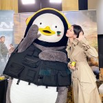 """スジ(元Miss A)、""""アイドル並みの人気""""ペンスとの仲睦まじい写真を公開"""