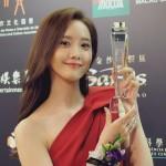 ユナ(少女時代)、「2019 バラエティ・アジア・スター・アップネクスト」受賞の栄誉に輝く