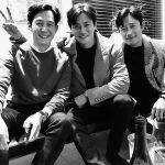 イ・ビョンホン&イ・チョンジェ&チャン・ドンゴン、韓国代表イケメン俳優総揃い…目の保養スリーショット