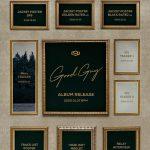 "「SF9」、1stAlbum「FIRST COLLECTION」のプランポスターを公開、自信みなぎる""Good Guy""に変身"