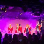 「イベントレポ」7人組K-POPボーイズグループTARGETからのクリスマスプレゼントライブが開幕