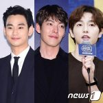 俳優キム・スヒョン、キム・ウビン、ソン・ジュンギ、FA市場で注目の大物俳優たち