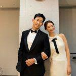 イ・ヨニ×テギョン(2PM)、「MBC演技大賞」でプレゼンター…腕を組んで2ショット