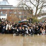 <トレンドブログ>「A.C.E」がNYでバスキング公演を開催!現地ファンの応援に感激!