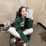"""女優パク・ミニョン、清純でキュートなドラマPR…""""天気が良ければ訪ねて行きます"""""""