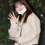 <トレンドブログ>【空港写真】「IZ*ONE」 矢吹奈子、スケジュールのため日本へ出国
