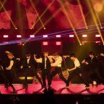 """「イベントレポ」2PM、TWICEの弟分""""Stray Kids""""、待望の日本デビューを発表! 2020年3月、ベストアルバム『SKZ2020』のリリースが決定!"""