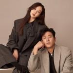 イ・ソンギュン&チョン・リョウォン、グラビアでもオーラあるタッグを披露、ドラマ「検事内伝」で共演中