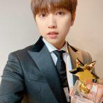 """B1A4サンドゥル、「MBC芸能大賞」で「ラジオ優秀賞」受賞…""""いつもそばにいる「星の夜」になる"""""""