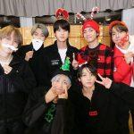"""防弾少年団(BTS)クリスマスのあいさつ公開!""""MERRY CHRISTMAS ARMY! """""""