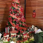 KangNam&イ・サンファ、結婚後初のクリスマス=妻への愛情たっぷり