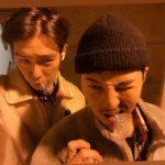 """G-DRAGONとT.O.P、SNSに喫煙中の写真を公開、チ・チャンウクによる喫煙動画騒動の中""""賛否両論""""の声"""