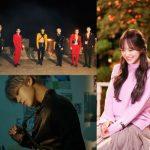 「EXO」&パク・ジフン&セジョン(gugudan)、きょう(8日)「人気歌謡」でカムバック