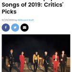 「EXO」、米ビルボードが選ぶ「今年のベストK-POPソング」1位に