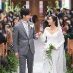 イ・ワン&イ・ボミ、結婚式の写真公開「温かく応援してほしい」