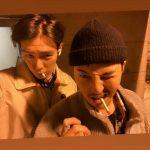 """【トピック】「BIGBANG」T.O.P&G-DRAGON、堂々と""""喫煙写真""""を公開"""