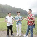 """俳優ヨ・ジング、ハワイで一食に挑戦中ウンチを踏んでも明るく…""""良いことではないか"""""""