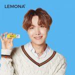 防弾少年団(BTS)土曜J-HOPE!「LEMONA x 防弾少年団」で写真と映像公開