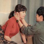 「神のクイズ:リブート」キスをするたび付けヒゲが・・・リュ・ドックァン&キム・ジェウォンの撮影風景を公開