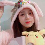 <トレンドブログ>「BLACKPINK」ジス、誕生日記念ピンクウサギに変身..ラブリーな美貌輝く☆