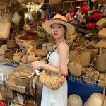<トレンドブログ>「Girl's Day」出身パン・ミナ、清純でセクシー…タイ旅行の日常を公開!!