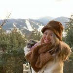 <トレンドブログ>「少女時代」ヒョヨン、雪のように明るい笑顔..愛らしい冬の妖精