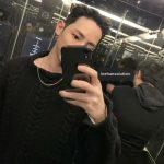 <トレンドブログ>俳優イ・スヒョク、オールブラックファッションでシックさいっぱい..セクシーさが限度超過!!