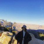 """<トレンドブログ>女優パク・シネも米・グランドキャニオンでZICOの「Any song」チャレンジに参加..""""動きましょう私たち!"""""""