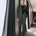 <トレンドブログ>「NU'EST」レン、スーツ姿でシック&クールに決めた完成されたビジュアル誇示