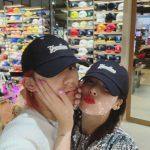 <トレンドブログ>DAWN♥ヒョナ、カップル帽子かぶってラブスタグラム..甘~い日常