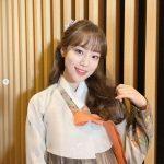 <トレンドブログ>「KARA」出身のホ・ヨンジ、韓服姿で旧正月の挨拶を伝える!最近は演劇女優としても活動中。