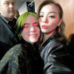 """<トレンドブログ>Ailee、ビリー・アイリッシュのグラミー賞受賞に""""おめでとう! あなたの年よ"""""""
