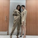 <トレンドブログ>「少女時代」スヨン、女優チン・ソヨンとモデルポーズで認証ショット!!