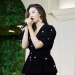 歌手ソンミ(元Wonder Girls)、ファン同士の結婚を祝福=自ら挙式で歌披露