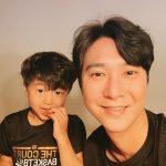 コ・ジヨン(元Sechs Kies)、インスタに息子スンジェくんとの近況を公開、癒しのスマイルをアピール