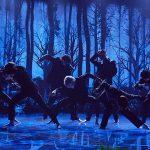 「防弾少年団」、米「レイト×2ショー with ジェームズ・コーデン」で「Black Swan」初公開