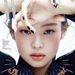 ジェニー(BLACKPINK)、致命的なまなざし=「W KOREA」表紙公開