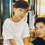 【トピック】俳優クォン・サンウ、息子ルッキ君の芸能界入りについて言及