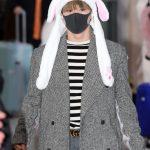 「PHOTO@金浦」SHINeeテミン、キュートなウサギの帽子で登場…日本コンサートを終えて韓国帰国