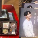 キム・ミョンス(INFINITEエル)、「2019 KBS演技大賞」3冠王…スタッフに 感謝の餅をプレゼント