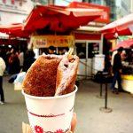 <トレンドブログ>【韓国おやつ】南大門のオススメ 高きび入りススホットクは身体に良さそう