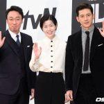 「PHOTO@ソウル」イ・ソンミン、シム・ウンギョン、コ・ス主演ドラマ「マネーゲーム」の製作発表会開催
