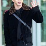 "「PHOTO@仁川」SOL(BIGBANG)、""軍時代より短くなったヘアスタイル"""