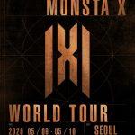<トレンドブログ>「MONSTA X」、4度目となるワールドツアー開催決定!2020年5月に幕開け!