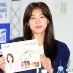「PHOTO@ソウル」女優ハ・ジウォン、明るい微笑みでサイン会に出席!