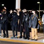 「PHOTO@仁川」防弾少年団(BTS)、アメリカロサンゼルスに出発…手を振るだけで強烈なアウラ
