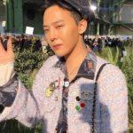<トレンドブログ>「BIGBANG」G-DRAGONをパリ・シャネルのファッションショー会場でキャッチ!!